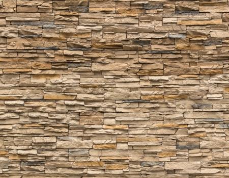 Old Brown Bricks Wall