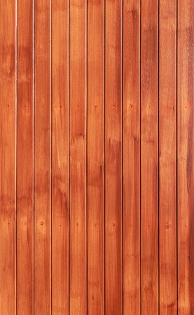 Wood Texture Background in Vertical Pattern,  Brown Color  Stock Photo