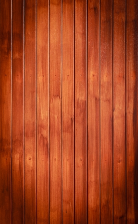 Wood texture background in vertical pattern, dark brown color Stock Photo - 16022804
