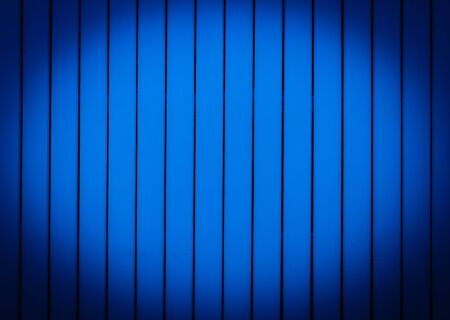 Wood background in vertical pattern,  dark blue color Stock Photo - 16378515