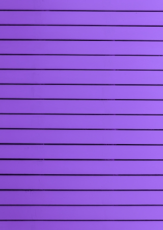 Wood background in horizontal pattern, purple color  photo
