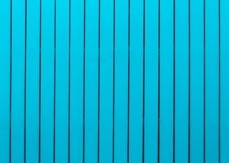 Wood background in vertical pattern,  turquoise color  photo
