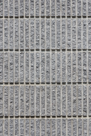 Corrugated concrete pattern background, vertical pattern with shadow