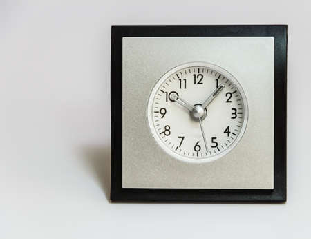 Alarm Clock, Square Shape with Rounded dial