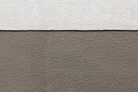 Two Tones Brown Texture on Concrete Wall Stock Photo - 17307772