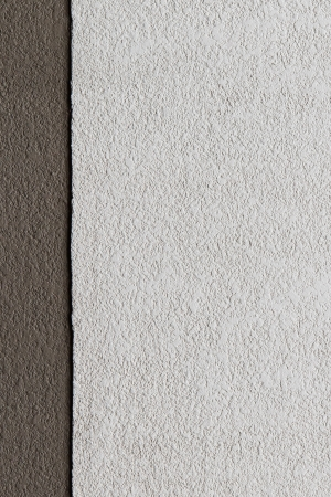Two Tone of Brown Texture on Concrete Wall, Vertical Pattern, Background Stock Photo - 17354545