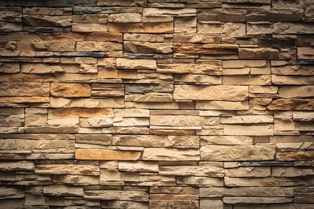 Brown Bricks Wall, Highlight Stock Photo - 20735784