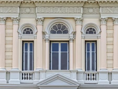 European style Arch Window photo