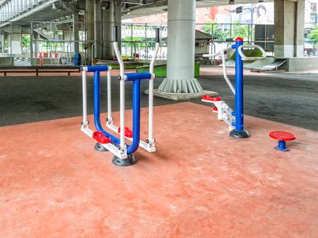Public Exercise Equipment