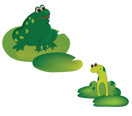 frogs Stock Vector - 2047332