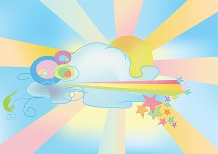 sky Illustration