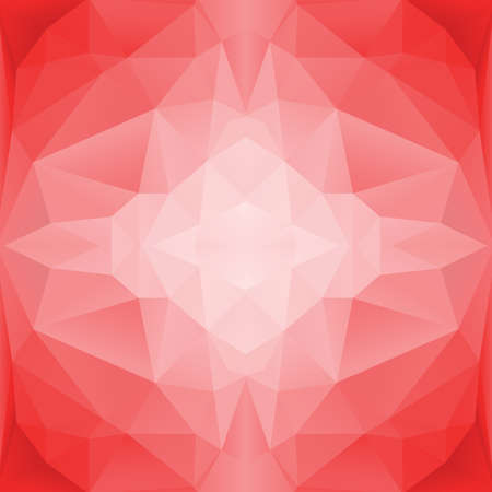 Abstract Triangle Geometrical Pink Background Illustration