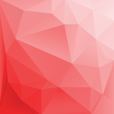 Abstract Triangle Geometrical Pink Background, Vector Illustration EPS10