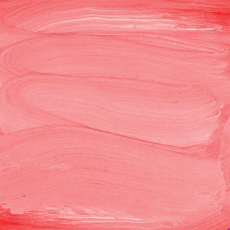 Abstract pink watercolor background hand drawn illustration