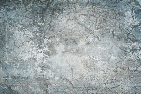 Close up shot of colorful old concrete wall