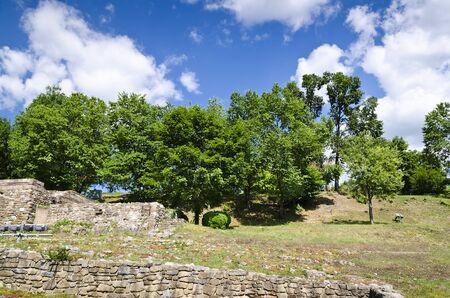 veliko: Tsarevets Fortress in Veliko Tarnovo