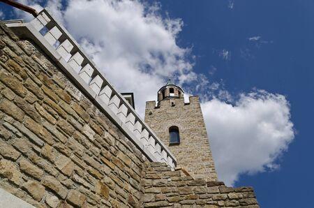 veliko: The Church at Tsarevets in Veliko Tarnovo
