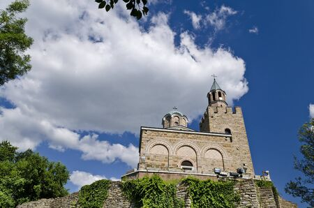 tarnovo: The Church at Tsarevets in Veliko Tarnovo