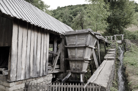 operative: Wooden industry in the Etar, Gabrovo, Bulgaria