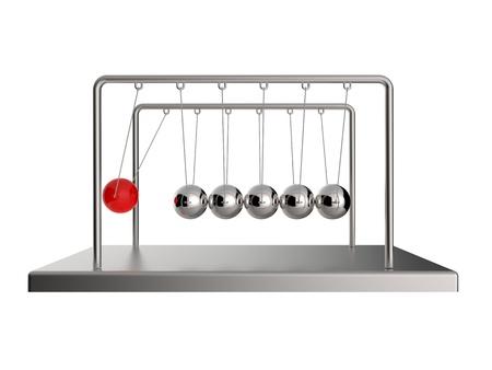 Newton s Cradle Pendulum