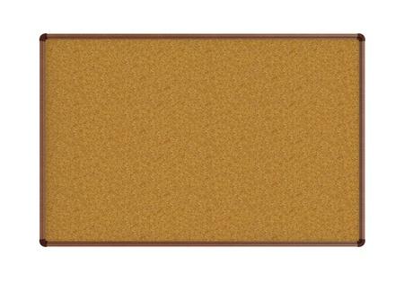noteboard: Empty Pinboard