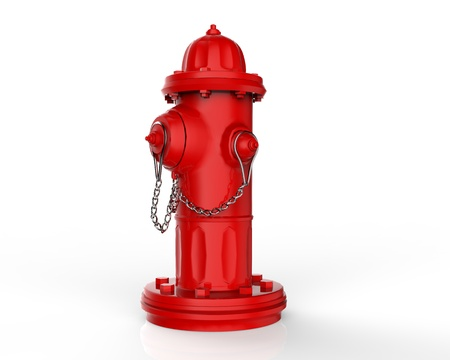 fire hydrant: Fire Hydrant Stock Photo