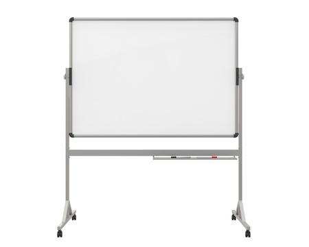 Blank Whiteboard photo