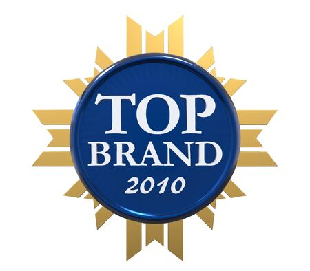 Top Brand Award of Year 2010 photo