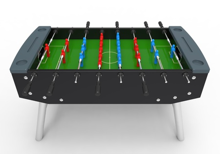tabletop: Foosball Soccer Table Game