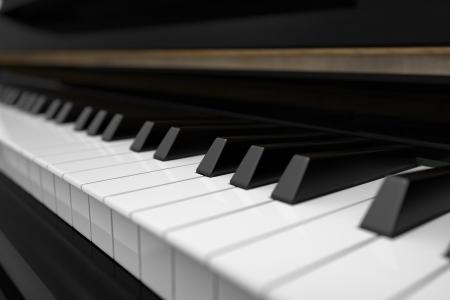 teclado de piano: Piano Keys Primer