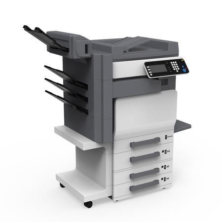 Kantoor multifunctionele printer Stockfoto