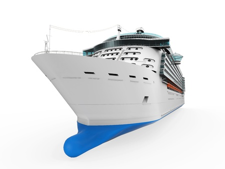 Luxury Cruise Ship