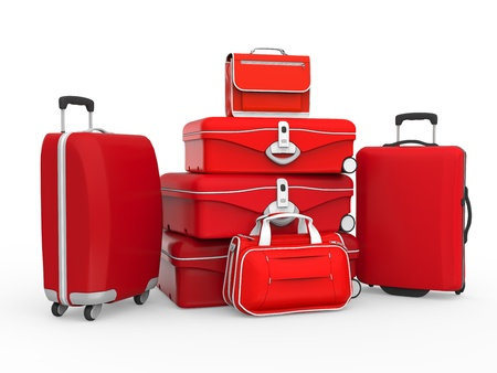luggage bag: Set of Suitcases