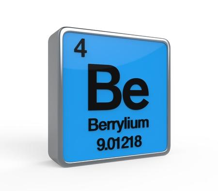 noble gas: Berrylium Element Periodic Table