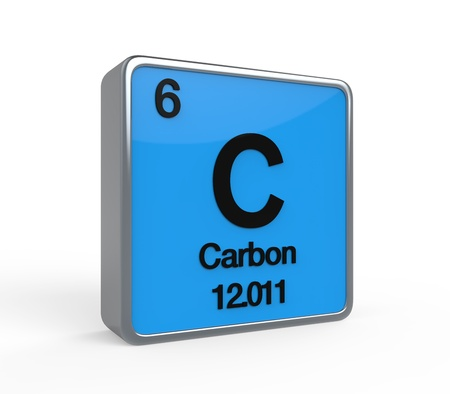 Carbon Element Periodic Table photo