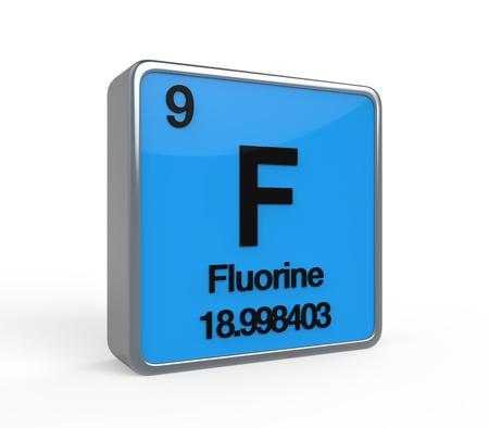 fluorine: Fluorine Element Periodic Table