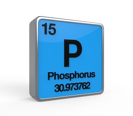 white phosphorus: Phosphorus Element Periodic Table
