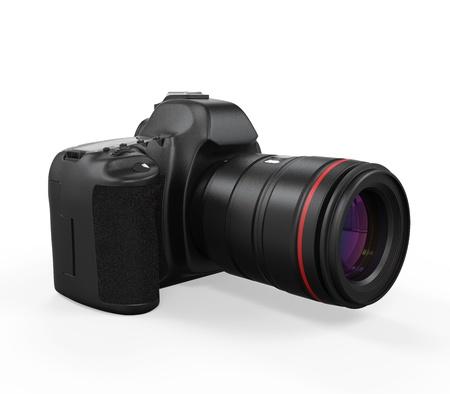 デジタル一眼レフ カメラの分離