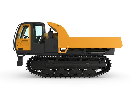 crawler: Rubber Track Crawler Carrier