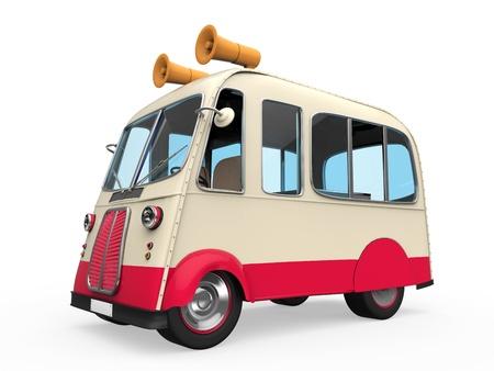 Ice Cream Truck photo