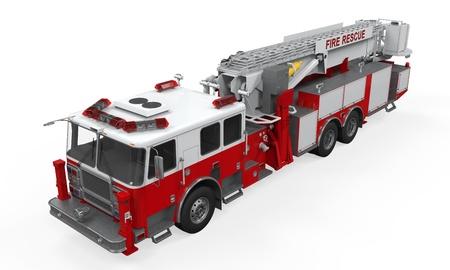 Fire Rescue Truck photo