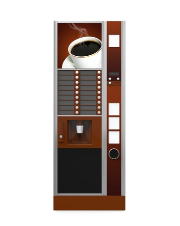 vending: Coffee Vending Machine