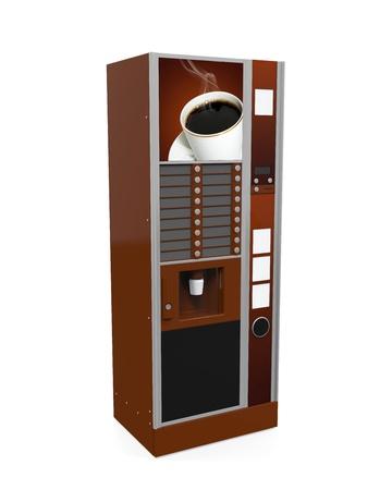 vending machine: Coffee Vending Machine