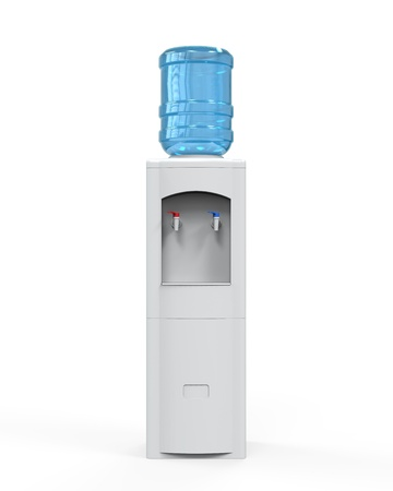 hot water tap: White Water Cooler