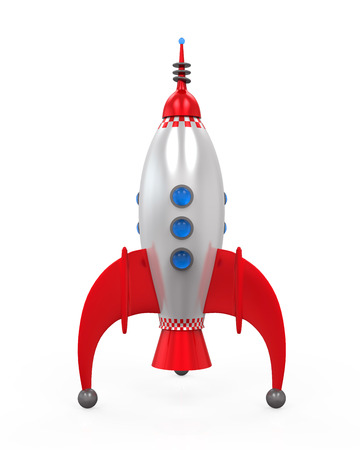 Rocket Space Ship photo