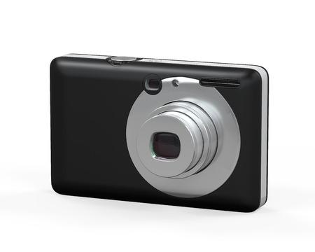 compact camera: Compact Digital Camera