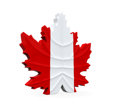 commonwealth: Maple Leaf Symbol
