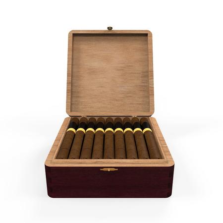Cigar and Luxury Box photo