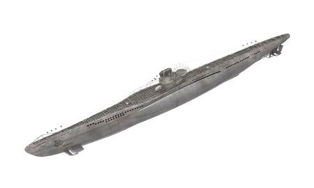 submarino: Submarine Aislado