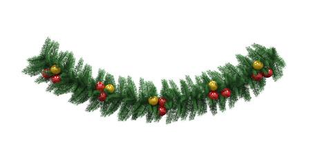 Christmas Garland Decoration